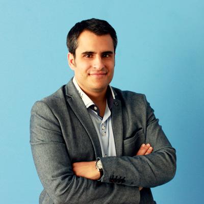 Javier Parra Sumate Marketing Online Director de Inteligencia Digital